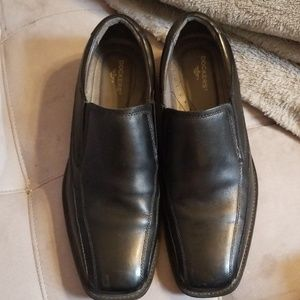 Dockers Black Loafers